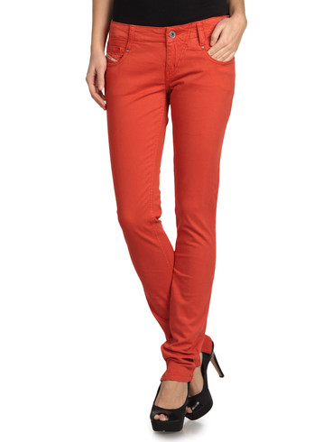 Pants Women - Pants Women on Diesel Online Store
