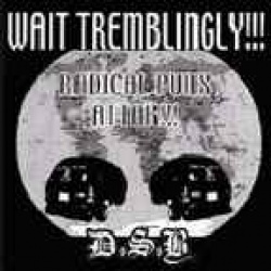 D.S.B. / Wait Trembelingly!!! (7ep) partner in crime/yellow dog - record shop DIG DIG(go forward keep records)
