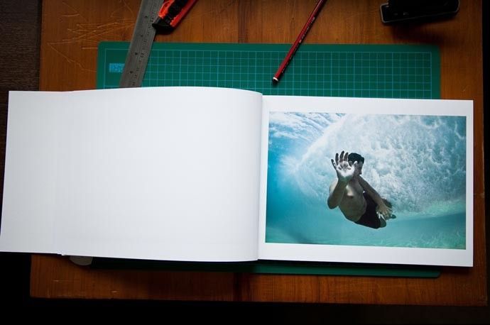 Collectors Edition Handmade Book | The Underwater Project