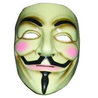 Customer Image Gallery for V for Vendetta Mask