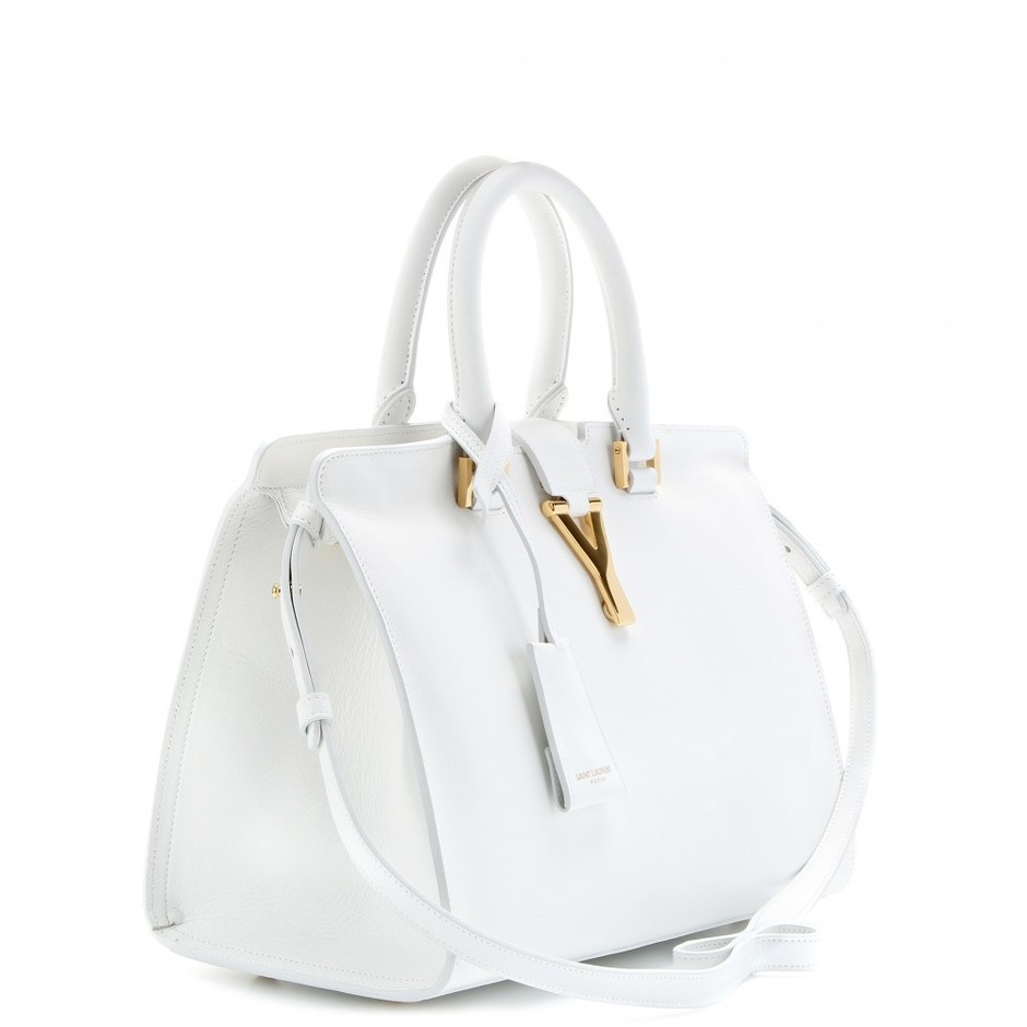 mytheresa.com - Petite Cabas Classique Y leather tote - totes - bags - Luxury Fashion for Women / Designer clothing, shoes, bags