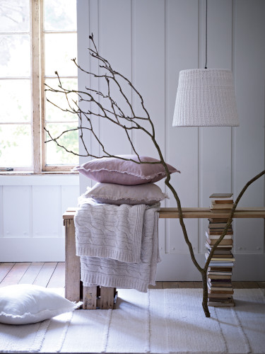 Knitted Cotton Lamp NEW - Create - Home Page