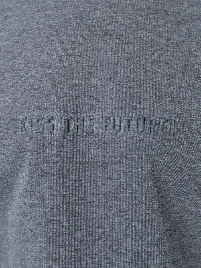 Walter Van Beirendonck Vintage Kiss The Future エンボストップス - House Of Liza - Farfetch.com