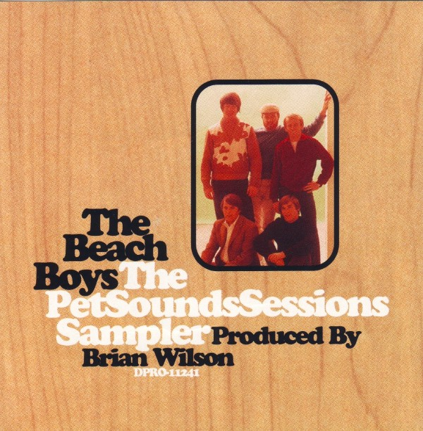 Images for Beach Boys, The - The Pet Sounds Sessions Sampler