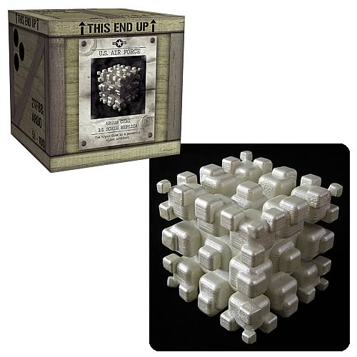 Super 8 Argus Cube Prop Replica - QUANTUM MECHANIX - Super 8 - Prop Replicas at Entertainment Earth