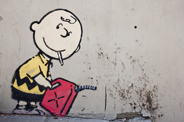 Banksy Goes To Hollywood | Wooster Collective
