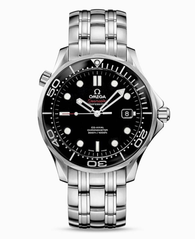 OMEGA Watches: Diver 300 M