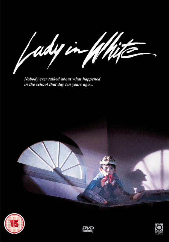 News: Lady in White (UK - DVD R2) - DVDActive
