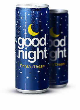 Good Night Drink | Drink for better sleep