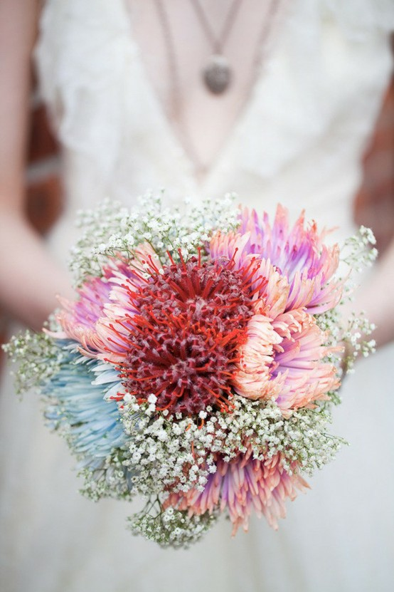 Unique Wedding Bouquets | Trendy Bride Wedding Blog