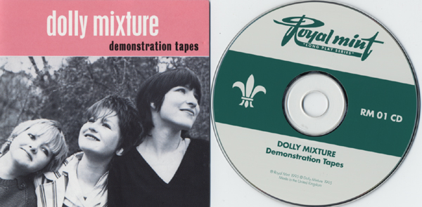dolly mixture demonstration tapes sumally サマリー