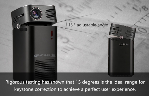 KERUO L7: The Most Portable Smart Projector | Indiegogo