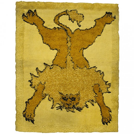 418: Roberto Gabetti and Aimaro Isola / Tapileo rug < May Design Series 2007, 20 May 2007 < Auctions   Wright