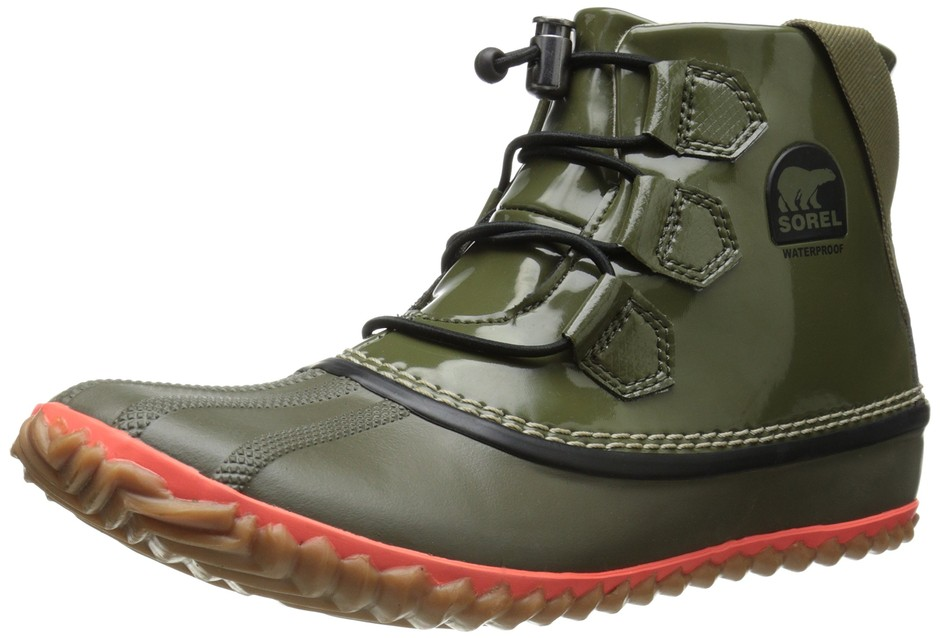 Amazon.com: Sorel Women's Out N About Glow Snow Boot: Shoes