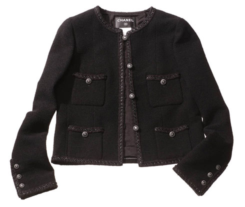 Go for Broke | Chanel Jacket, $4,710 - NYTimes.com