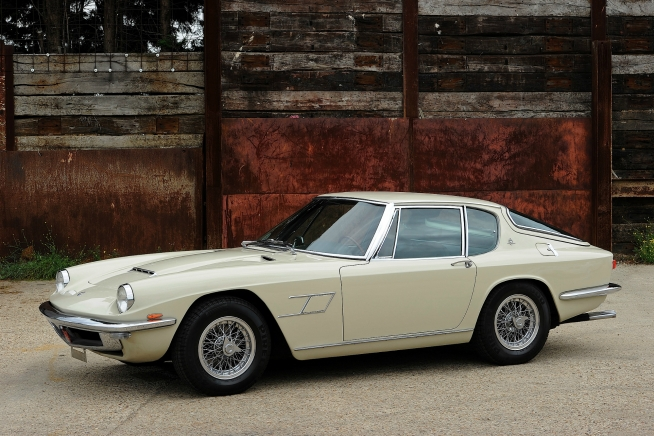 1967 Maserati Mistral Coupe Boldride.com - Pictures, Wallpapers