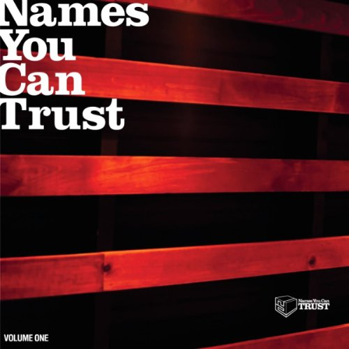 Amazon.co.jp: Vol. 1-Names You Can Trust: 音楽