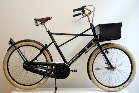 WorkCycles Fr8 Cross-frame (as city bike)