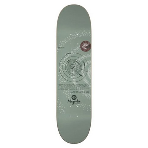 "MAGENTA - INFINITY series ""Zach Lyons"" (7.75 X 31.5) - Growth skateboard elements"
