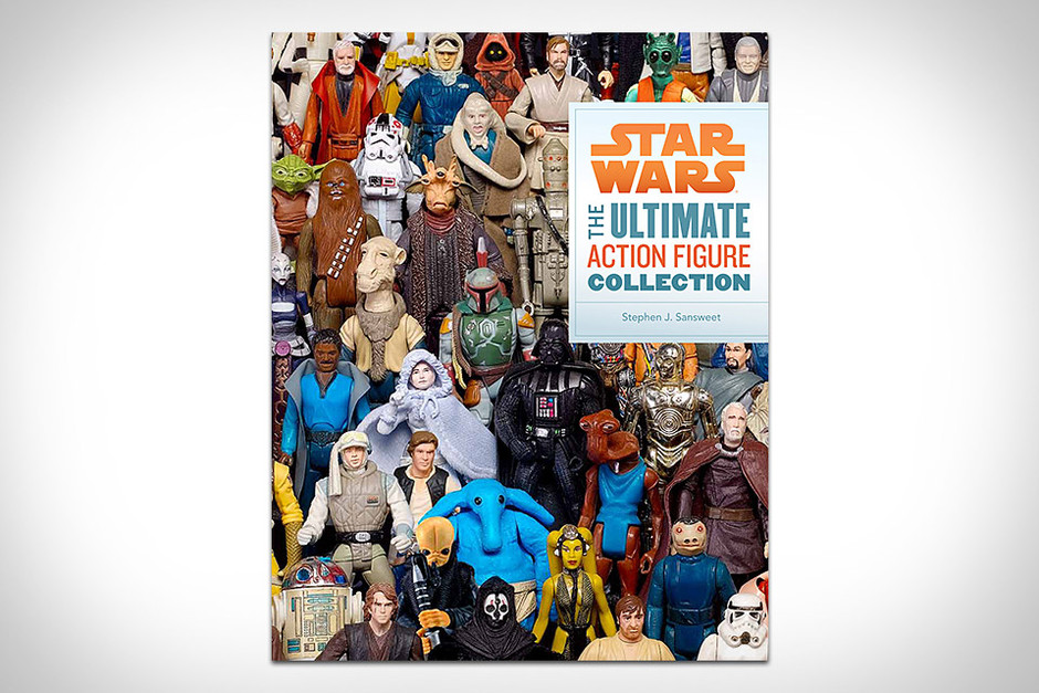 Amazon.co.jp: Star Wars: The Ultimate Action Figure Collection: 35 Years of Characters: Stephen Sansweet: 洋書