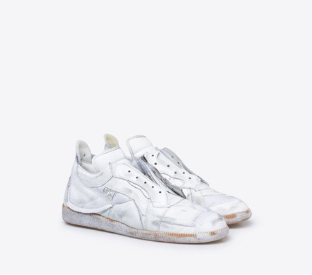 Maison Martin Margiela  2017AW Limited Editon Patchwork Sneaker