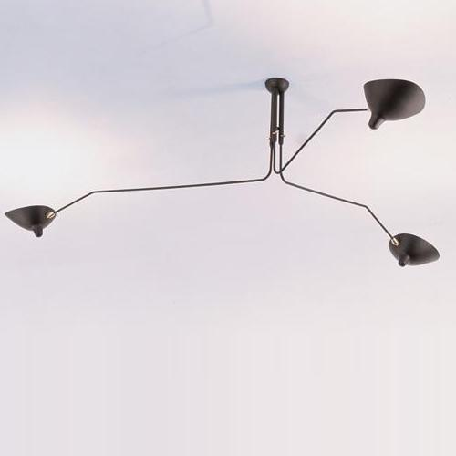 Google 画像検索結果: http://www.edition20.com/images/products/468/Ceiling-Lamp-3-Rotating-Arms-by-Edition-Madame-Mouille-by-Serge-Mouille-image-1.jpg