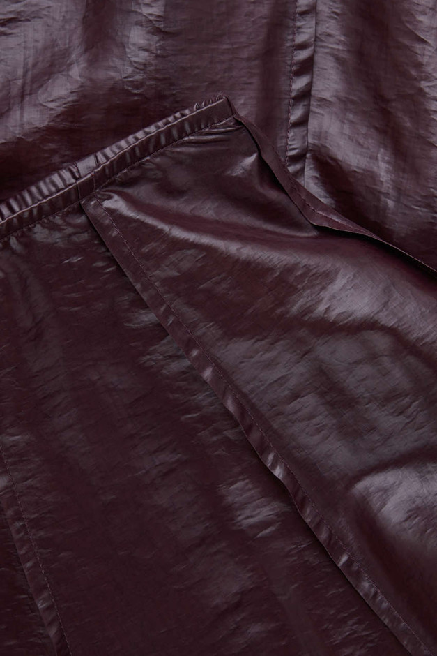 PANELLED A-LINE SKIRT - burgundy - Skirts - COS