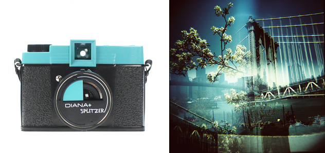 Diana Deluxe Kit - Lomography Shop