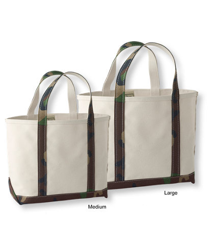 Open-Top Boat and Tote Bag: L.L.Bean Boat and Totes | Free Shipping at L.L.Bean