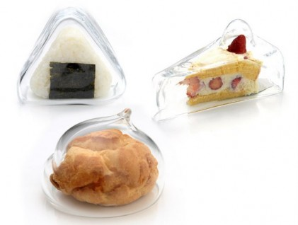 Yum Yum Cover: Perfectly Blown Glass Covers for Your Favorite Foods | Jeannie Huang
