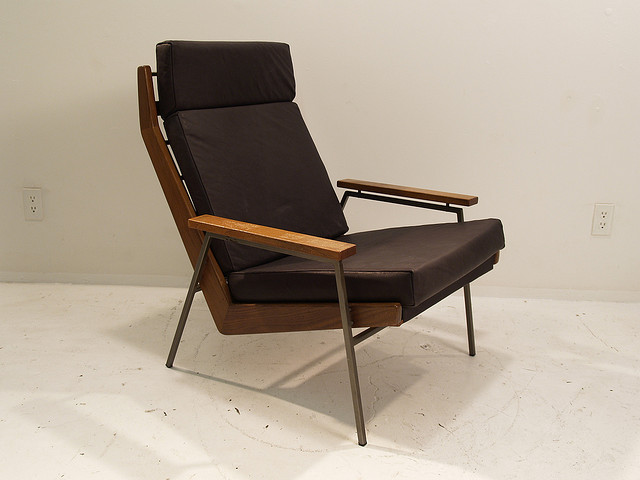 Rob Parry Lounge Chair in Leather   Flickr - Photo Sharing!