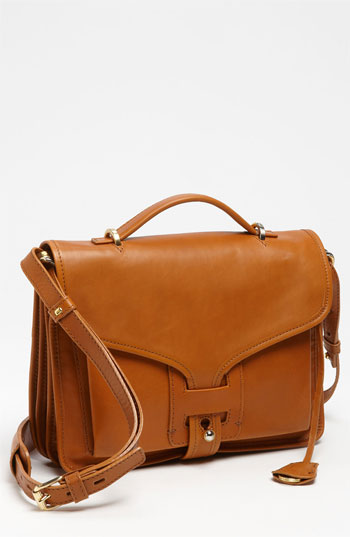 Opening Ceremony 'NY Long' Leather Crossbody Bag | Nordstrom