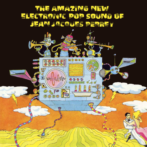 The Amazing New Electronic Pop Sound Of Jean Jacques Perrey – Jean-Jacques Perrey – Last.fm で音楽と出会う!