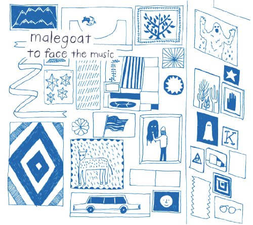 Amazon.co.jp: to face the music: malegoat: 音楽