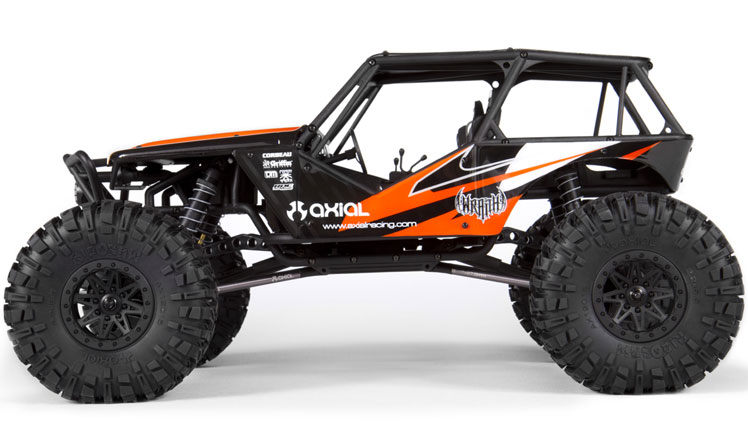AXIAL(アキシャル)| Axial Wraith (レイス) キット(4WD)