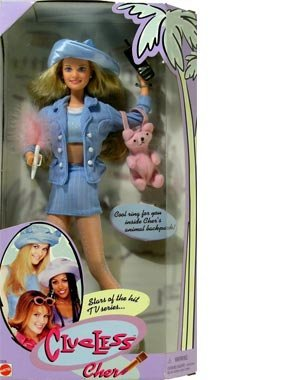 Clueless Cher Large Doll