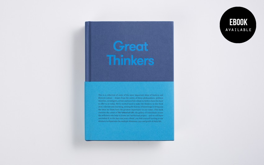 Great Thinkers Book | The School of Life