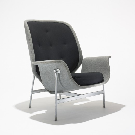 154: George Nelson & Associates / Kangaroo lounge chair < Modern Design, 06 October 2009 < Auctions | Wright