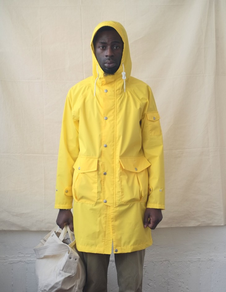 ENDS and MEANS Rain Forest Coat | DOCKLANDS Store