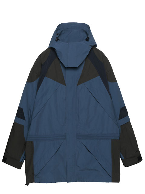 CONDITIONS JACKET - 【MODERATE GENERALLY-モデレイトジェネラリー】【SUNVELOCITY-サンヴェロシティ-】正規代理店(BEDWIN.COOTIE.COREFIGHTER.DELUXE.SASQUATCH fabrix.RATS)