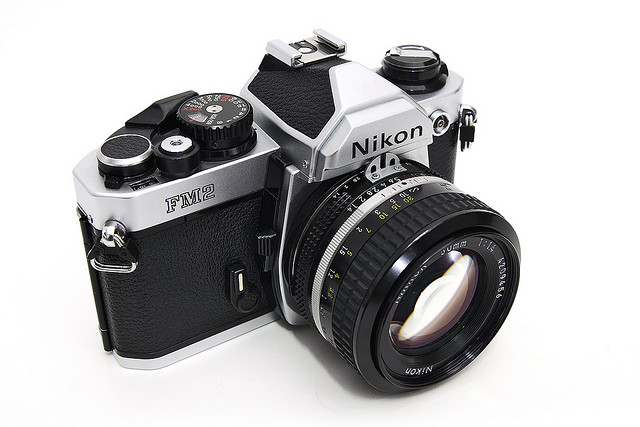 My New Equipment │Nikon FM2 + Nikon AiS Nikkor 50mm F1.4 | Flickr - Photo Sharing!