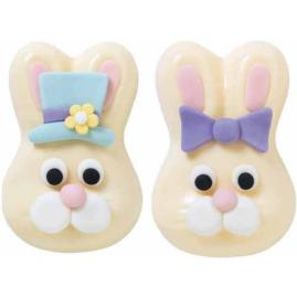 Easter Bonnet Bunnies Candy