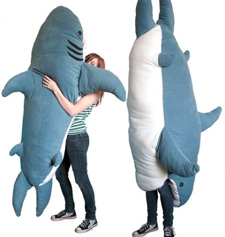 Shark Sleeping Bag: Is it Brilliant, or Does it Bite? - ParentDish