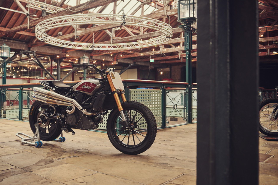 Indian FTR1200H by S&S Cycle - The Bike Shed