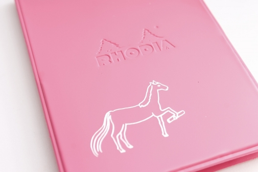 RHODIAさんのRHODIA No.11 IN COLOR PK/Horse | PASS THE BATON