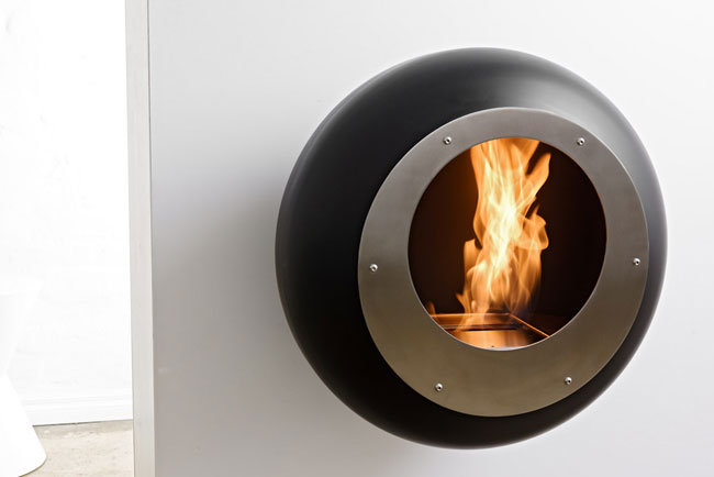 Vellum Stainless Steel | Cocoon Fires