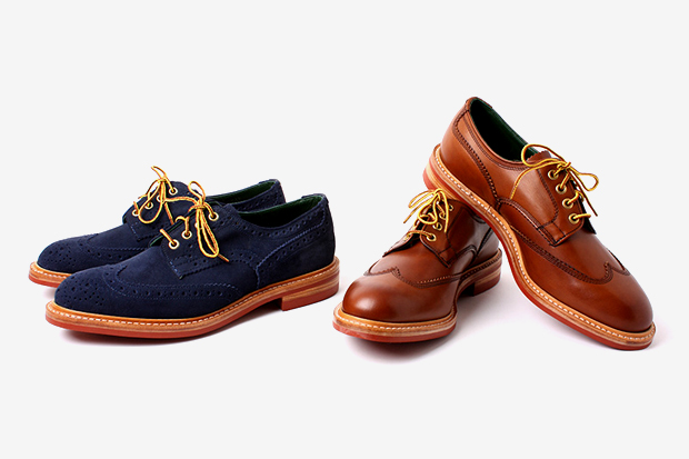 Tricker's for SCOUT Capsule Collection | Hypebeast