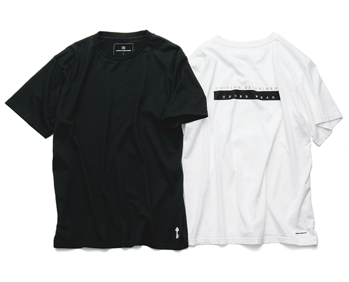 uniform experiment | PRODUCT | UNDER WEAR TEE