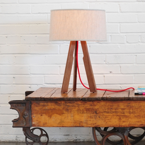 Supermarket - Solstice Table Lamp from Ample