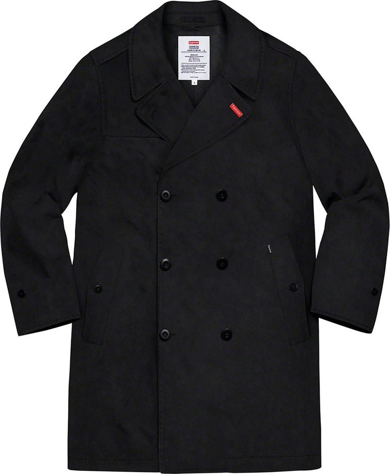 Supreme Military Trench Coat